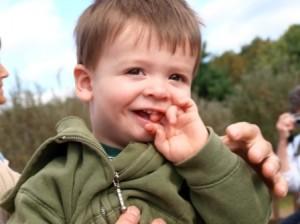 Dillon - A future Montessori Student