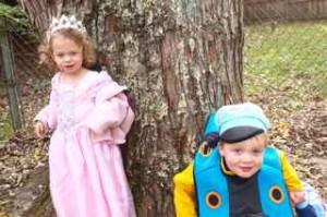 Thomas the Train  Kayden and the Princess Brayden