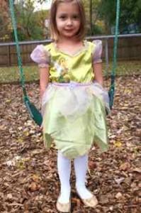 A little Fairy - Ms. Brooke