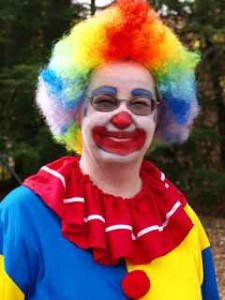 "Ms. Tamra - Our ""Clown"""