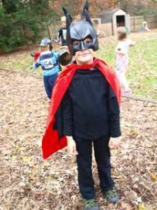 Nico - Batman
